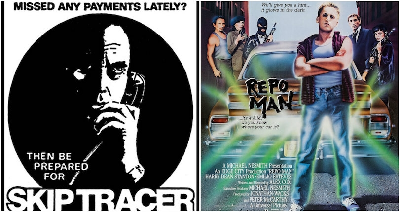 'Skip Tracer': Did this 1977 oddball cult film influence 'Repo Man'?