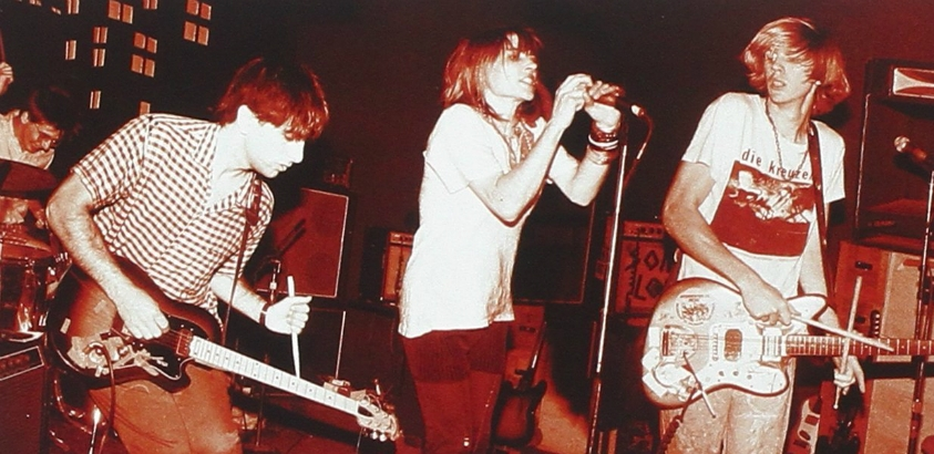 'Gila Monster Jamboree': Sonic Youth, Meat Puppets and Perry Farrell live in the Mojave Desert, 1985