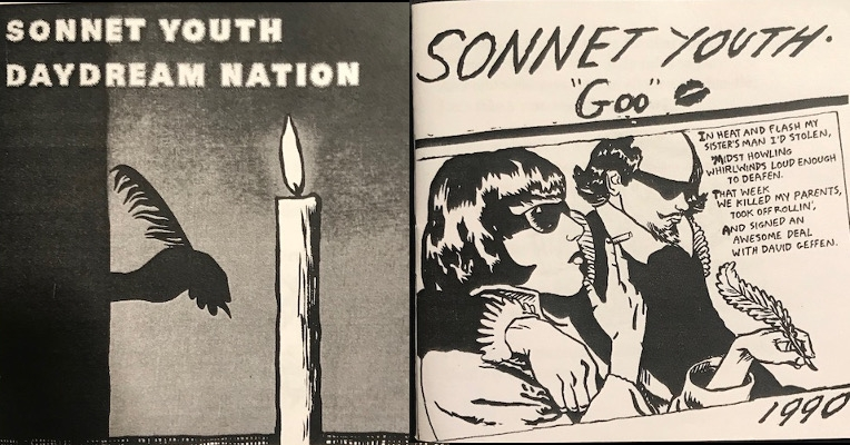 'Sonnet Youth': Jeffrey Lewis pens poems based on Sonic Youth album tracks