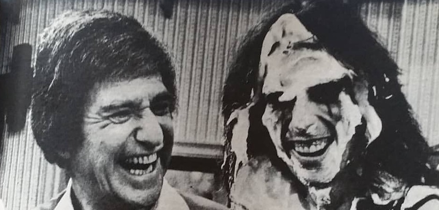 Alice Cooper gets pied in the face on 'The Soupy Sales Show'