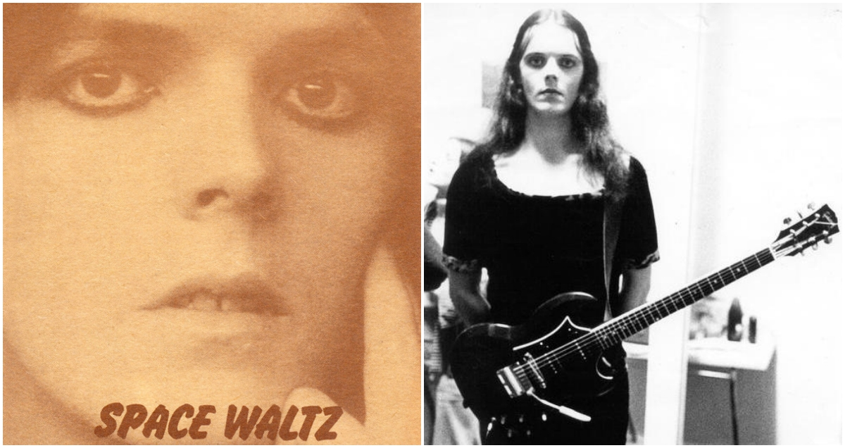Alastair Riddell & Space Waltz: New Zealand's answer to David Bowie were a teen sensation in 1974