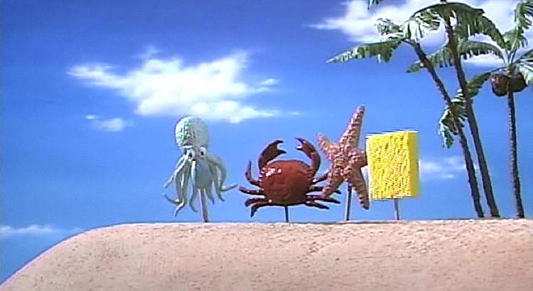 Before Bikini Bottom: Watch Stephen Hillenburg's first ever animated short