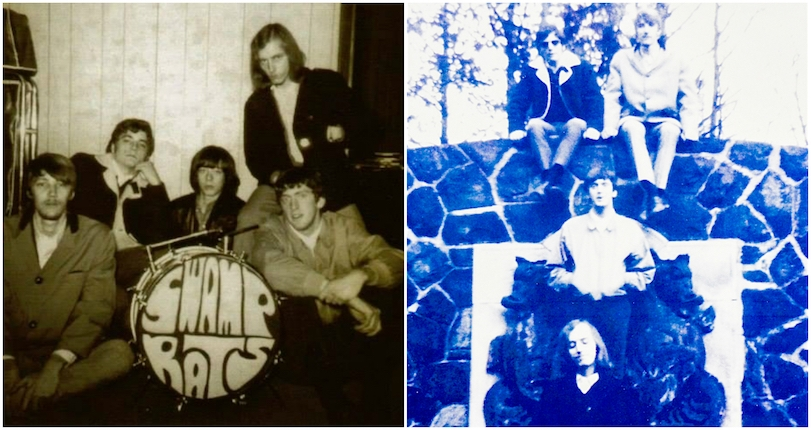 The explosive teenage garage rock of Pittsburgh proto-punks, the Swamp Rats