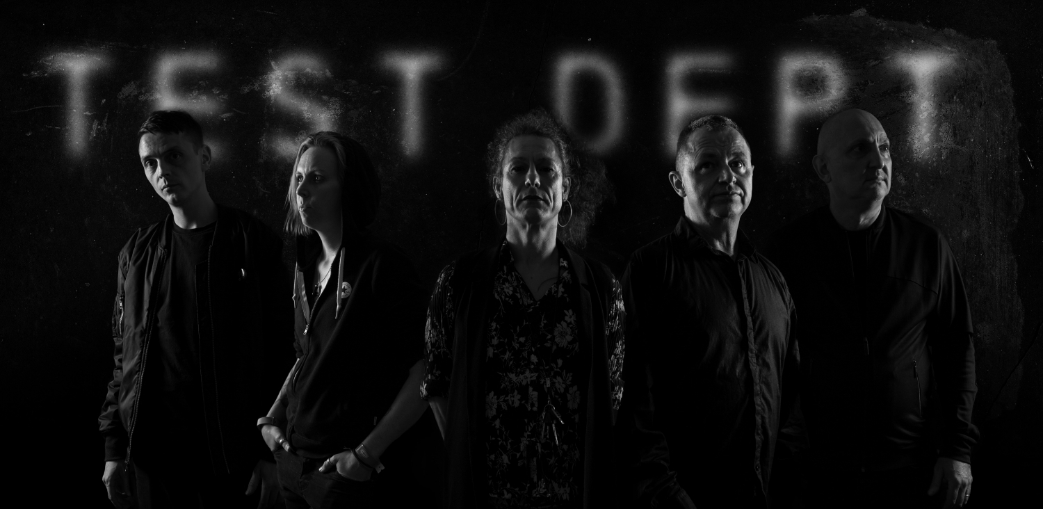 Test Dept returns with the new video 'Landlord' (a DM premiere)