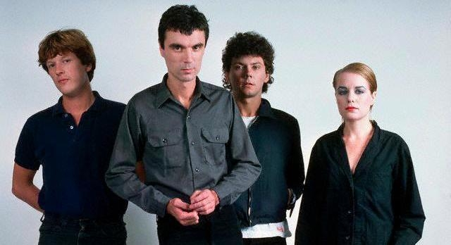 'Storytelling Giant,' offbeat Talking Heads video compilation from the 1980s