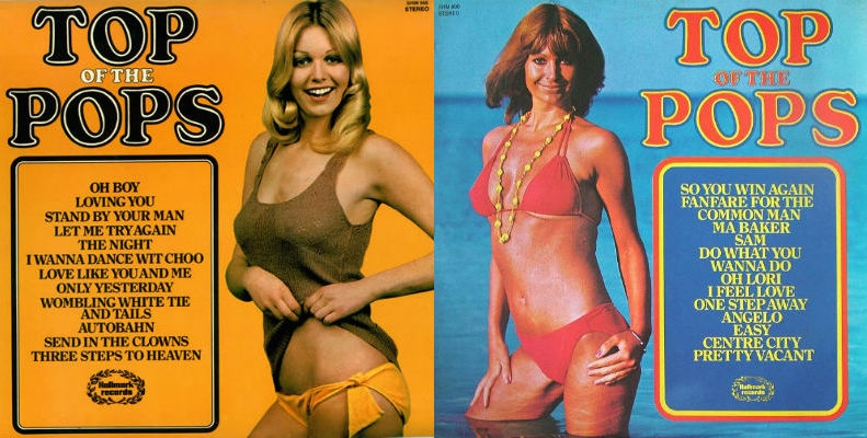 Shitastic 70s cover versions of hits by Bowie, Blondie, Kraftwerk, Sex Pistols, Kate Bush & more