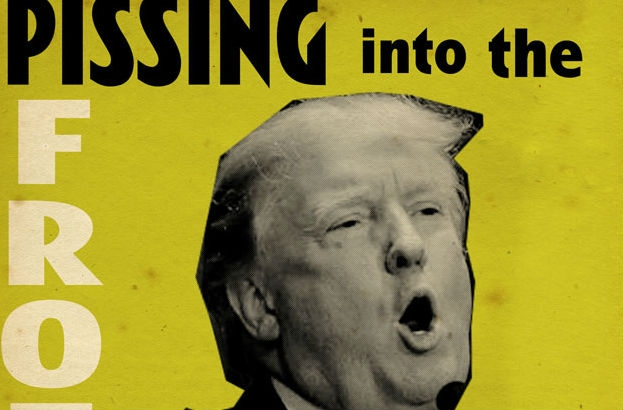 Extremely 'Childish' Donald Trump posters