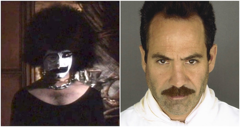 Sex, Drugs & Clowns: A masked rock band and the Soup Nazi star in sleazy slasher, 'Terror on Tour'