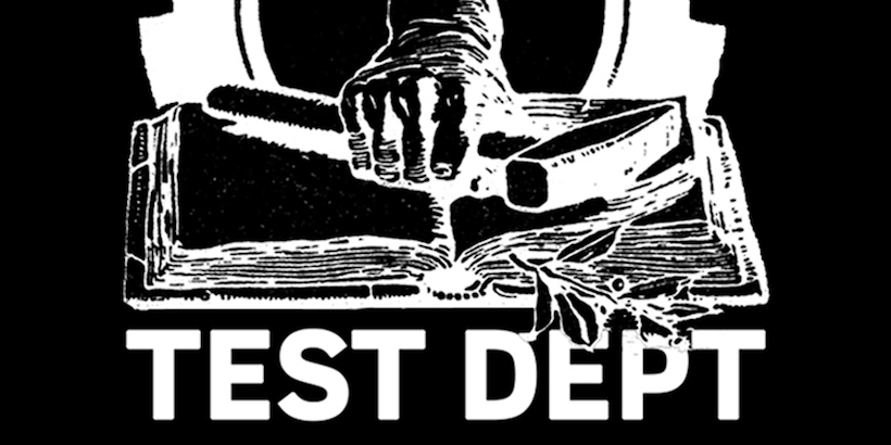 Test Dept to mark centenary of Russian Revolution with 'Assembly of Disturbance' festival
