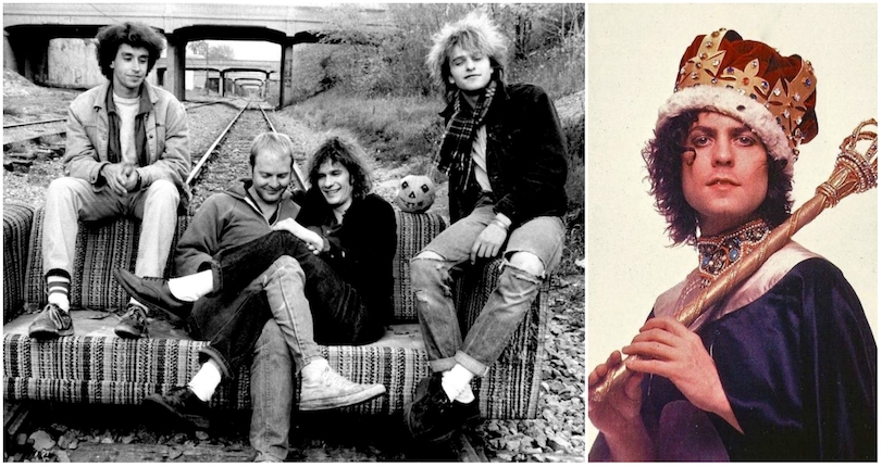 Get it on: The Replacements cover glam rock king Marc Bolan on legendary 80s bootleg