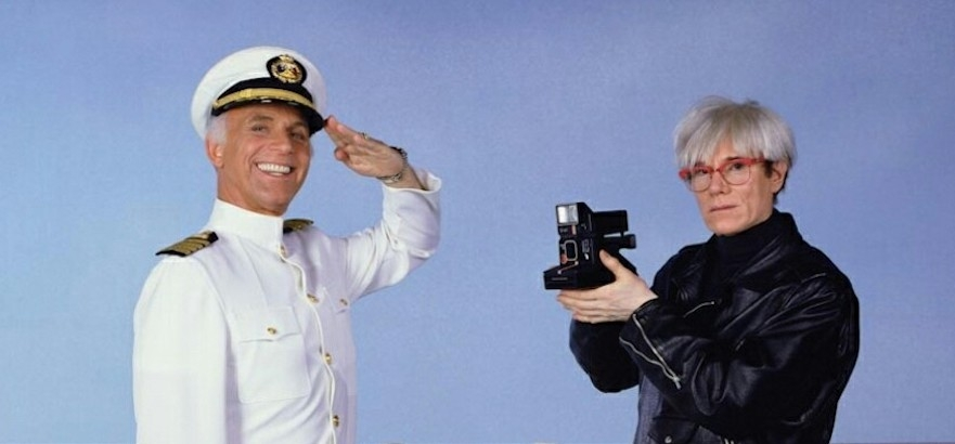 The Andy Warhol episode of 'The Love Boat'