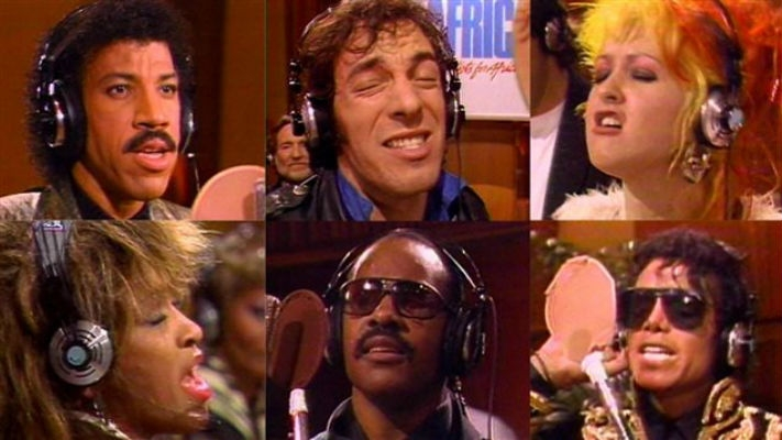 'Feed the World' with bad music: The wacky world of charity singles