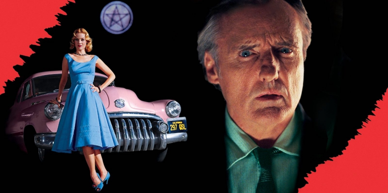 Dennis Hopper is private detective H. P. Lovecraft in the occult noir TV movie 'Witch Hunt'