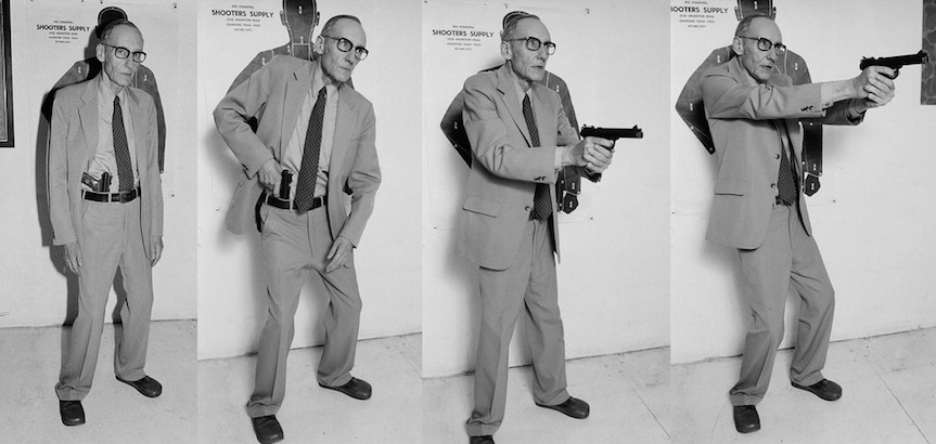 William S. Burroughs' punk song about eating children, 'Old Lady Sloan'