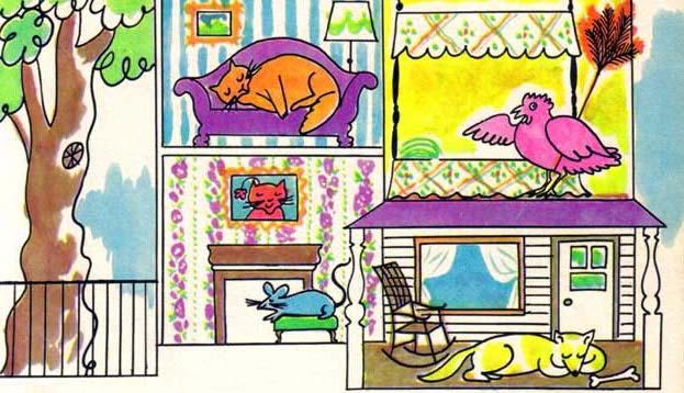 Andy Warhol, children's book illustrator