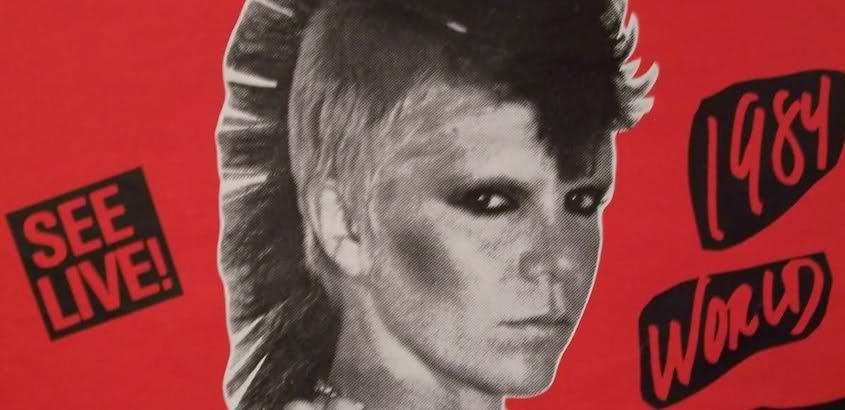 Wendy O. Williams' PSA on how not to get venereal disease