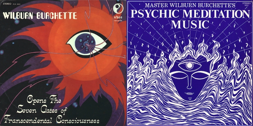 The psychedelic occult music of Master Wilburn Burchette