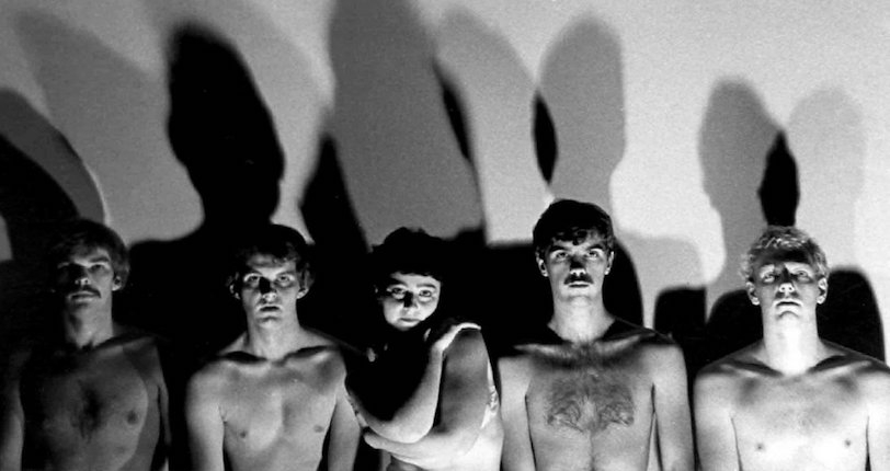 Group: xex, the awesome early '80s all-synth band from NJ who mixed Gary Numan with DEVO & the B-52s