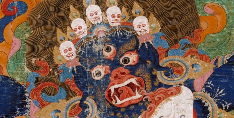 Live from the bardo: Éliane Radigue's synth interpretation of 'The Tibetan Book of the Dead'