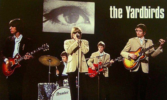 The Yardbirds: The legendary supergroup that boasted of Eric Clapton, Jimmy Page & Jeff Beck