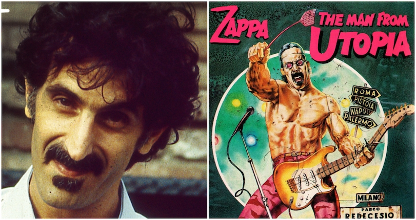 Frank Zappa's disastrous 1982 European tour ends with a full-scale riot