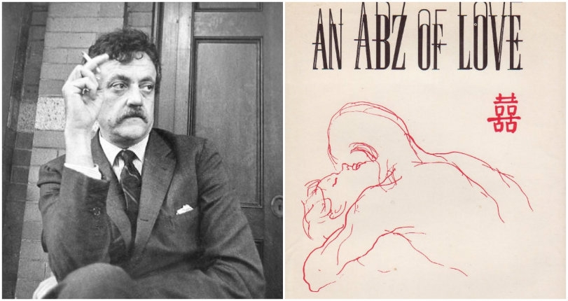 'An ABZ of Love': Kurt Vonnegut's vintage go-to guide on sex and sexuality