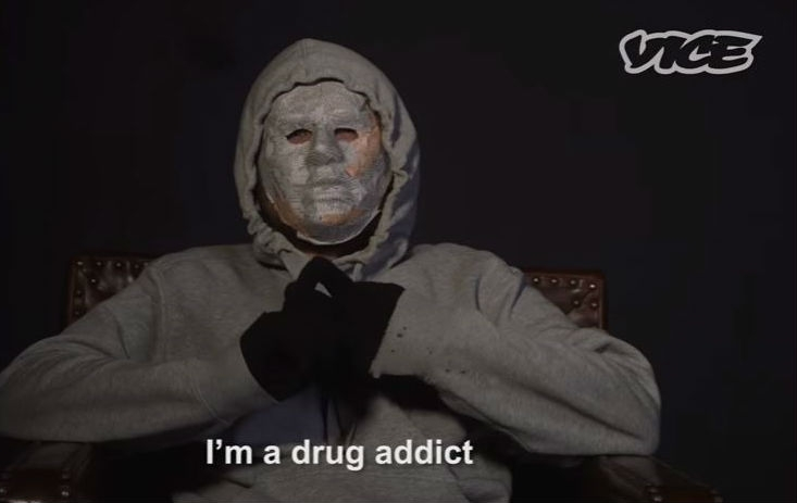The Secret Confessions of an Addict