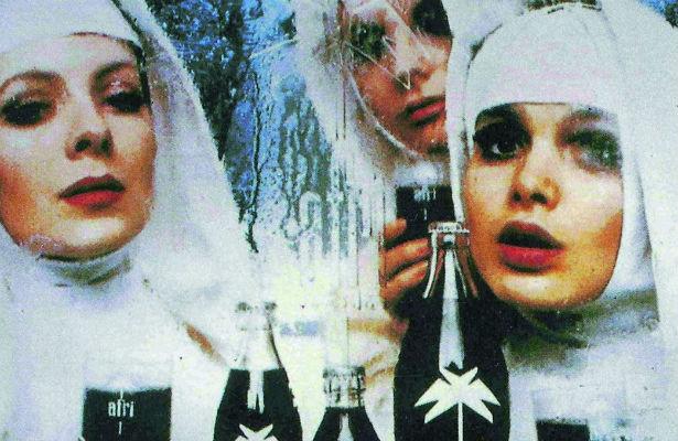 Super-sexy-mini-flower-pop: The surreal & futuristic Afri-Cola ads of the late '60s