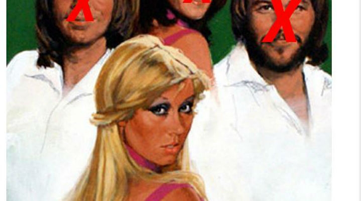 Saturday Morning Cartoons: Questionable 'fan art' of ABBA's Agnetha Fältskog