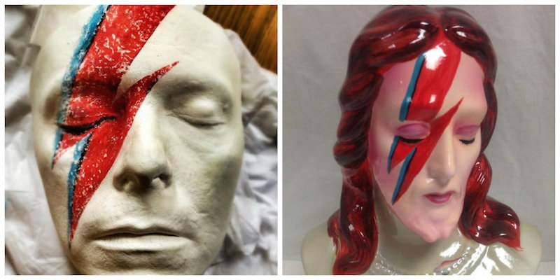 F*ck yeah there's a Tumblr dedicated to David Bowie as Aladdin Sane artwork