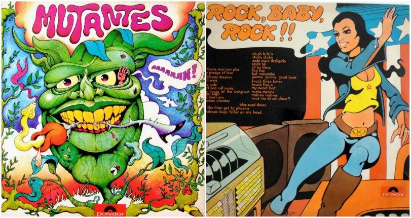 The legendary mutations of French comic artist Alain Voss