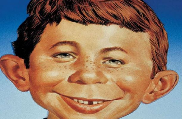 'What, me worry?' MAD magazine sent the best rejection letters ever