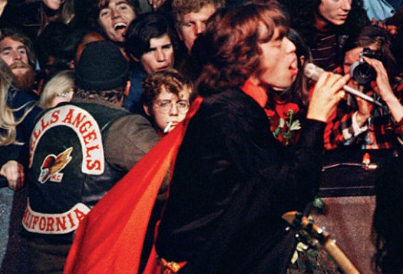 Altamont, The Rolling Stones, the Hells Angels, and the Inside Story of Rock's Darkest Day