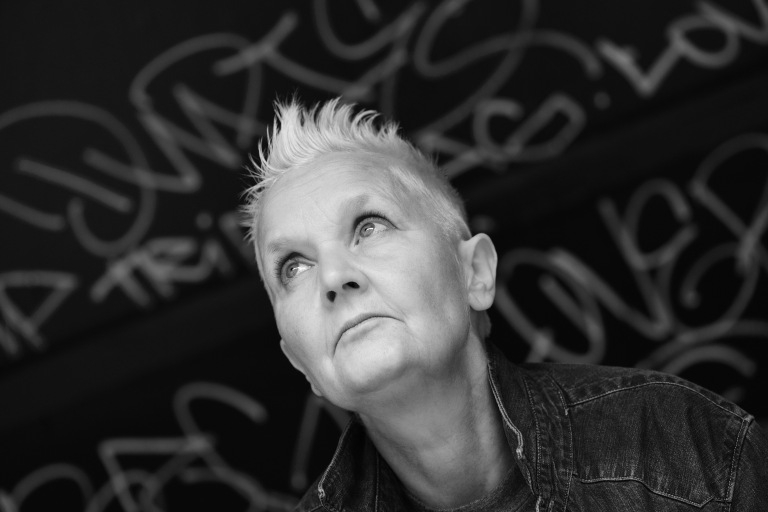 'Lost in Blue': Anni Hogan's dark torch songs with Lydia Lunch, Gavin Friday, Soft Cell's Dave Ball