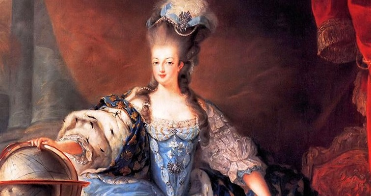 The pornographic propaganda that was used against Marie Antoinette