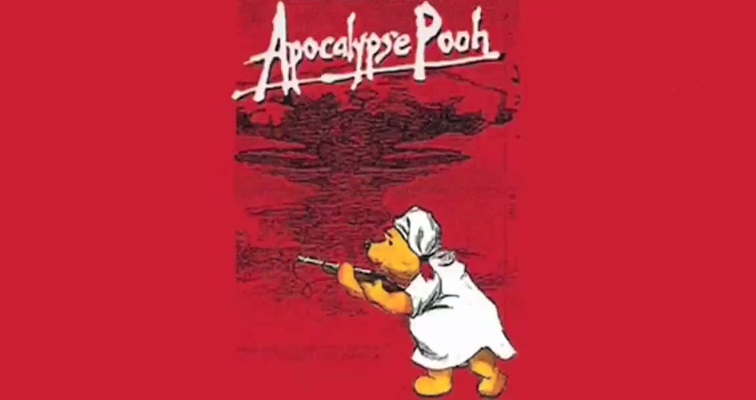 'Apocalypse Pooh': The pre-Internet video mashup of Winnie the Pooh and 'the horror'