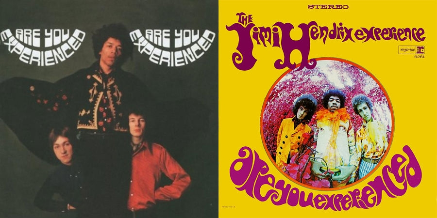 Jimi Hendrix REALLY HATED his album covers