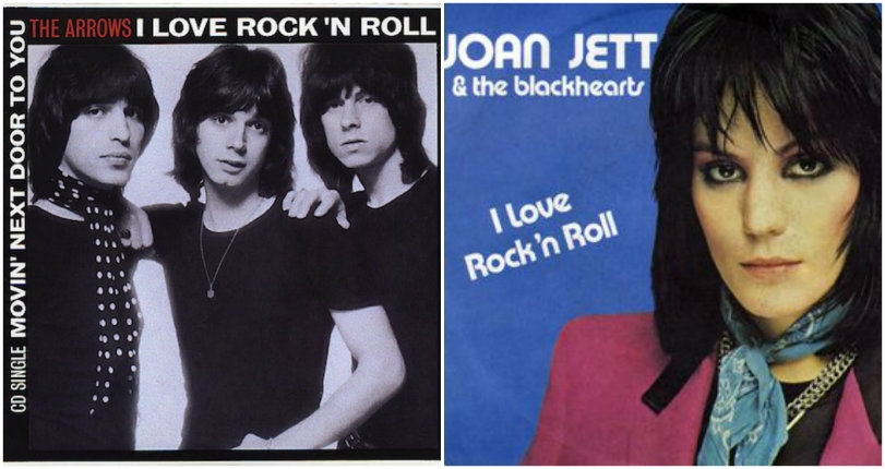 The original 'I Love Rock 'n Roll' by obscure 70s trio Arrows, plus Marc Bolan and Slade!