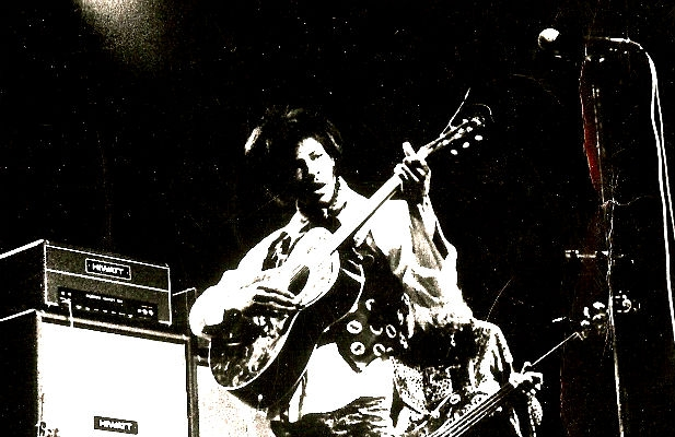 Love songs: Arthur Lee and Love in electrifying, seldom-seen 1970 live footage