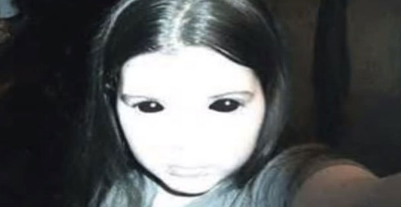 Ghost of black-eyed girl seen for first time in 30 years