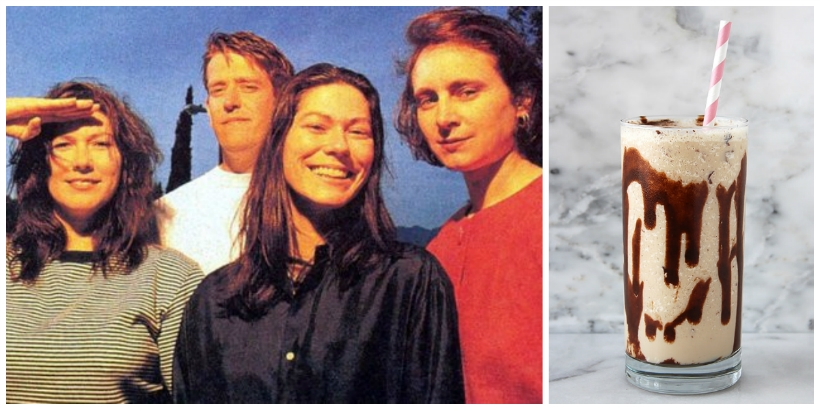 In the shade: Beat the heat with the Breeders' mudslide recipe