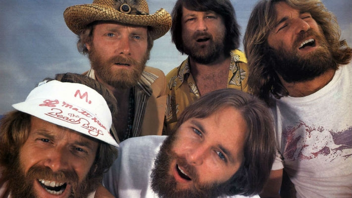Low Tide: The Beach Boys hit rock bottom in 1992 with 'Summer in Paradise'
