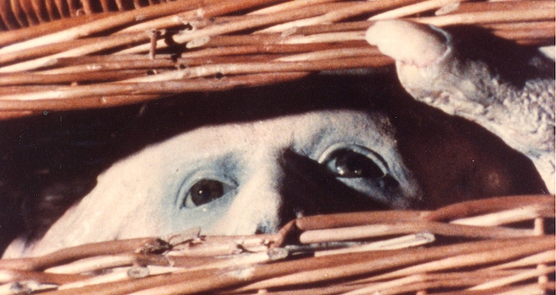 Never before seen outtakes from the outrageous 1982 cult comedy-horror film, 'Basket Case'