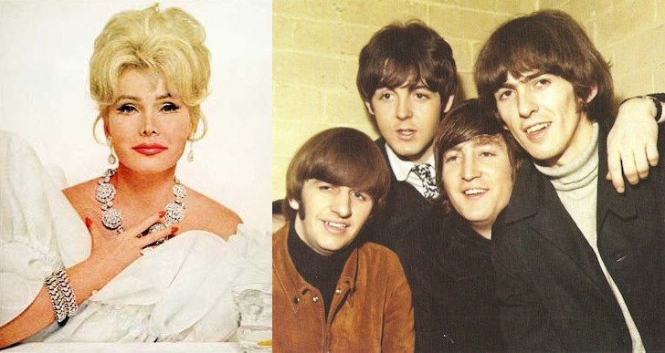 'She Said She Said': That time the Beatles took LSD at Zsa Zsa Gabor's house