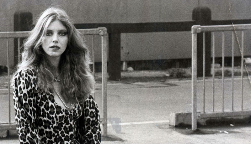 Her Little Red Books: Cult figure Bebe Buell plans ahead