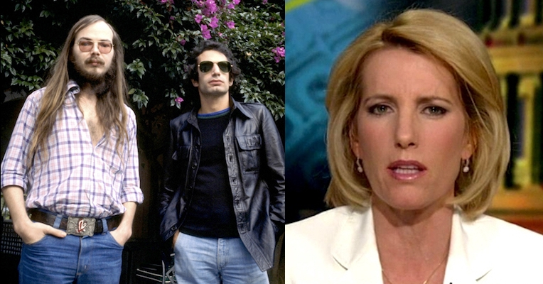 Dirty Work: Steely Dan was trolling conservative TV host Laura Ingraham way back in 1999