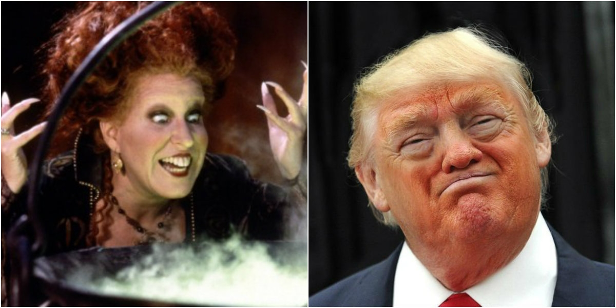 Witches plan mass hexing of Donald Trump tomorrow night outside Trump Tower