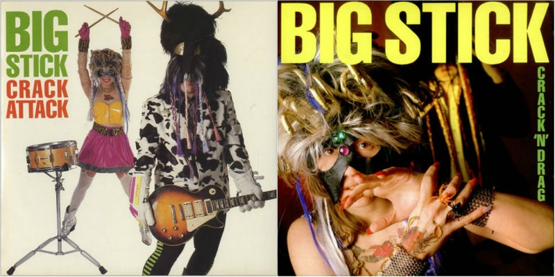 The Devil's Jukebox: Why Big Stick is the greatest rock n' roll band OF ALL TIME (if you ask me)