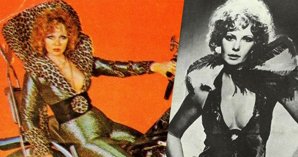 Meet Bobbie McGee AKA 'Gladys Glitter': Glam rock's 'lost' none-hit-wonder