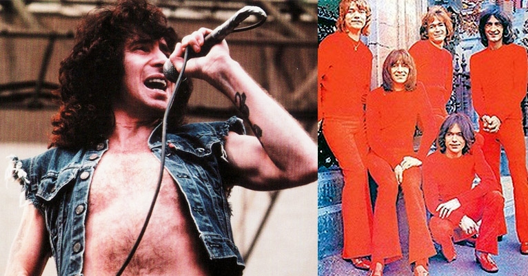 'Bubblegum' version of Bon Scott performing 'Nick Nack Paddy Whack' with the Valentines in 1969